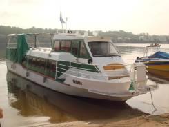 Москва. Год: 2002 год, длина 13,40м., двигатель стационарный, 250,00л.с., дизель