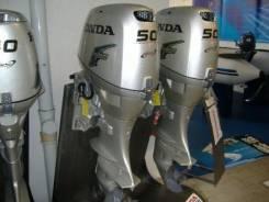 Honda. 50,00л.с., 4-тактный, бензиновый, Год: 2017 год
