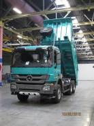 Mercedes-Benz Actros. Самосвал 3341AK 6х6, 12 000 куб. см., 28 000 кг.