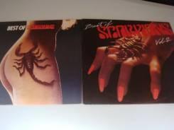 """Винил группы """"Scorpions"""" : 2 пластинки одним лотом"""