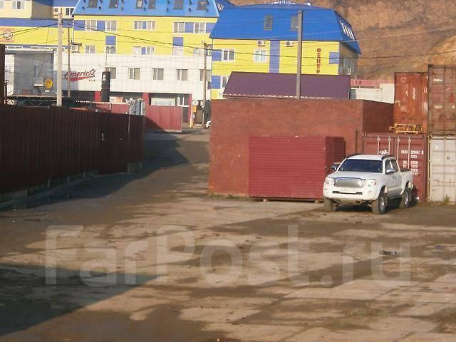 Сдам в аренду участок с помещением Выселковая напротив Китай города. Фото участка