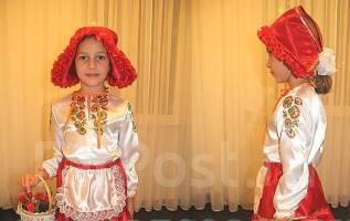 Карнавальные костюмы. Рост: 110-116 см