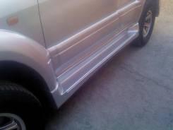 Порог пластиковый. Toyota Land Cruiser Prado. Под заказ