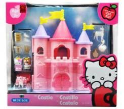 Игра для детей замок Hello Kitty