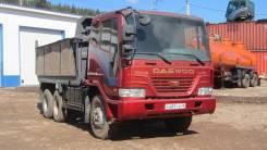 Daewoo Ultra Novus. Продам Daewoo самосвал 20т в Усть-Куте, 15 000 куб. см., 15 000 кг.