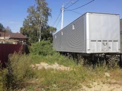 Fruehauf. Мобильный жилой вагон
