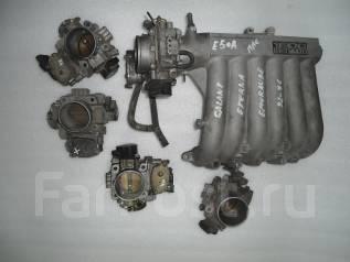 Заслонка дроссельная. Mitsubishi Galant, E54A Двигатель 6A12