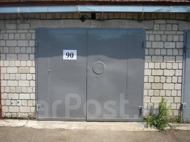 Гаражи. пер Грузинский, р-н 38 школа, 28 кв.м., электричество, подвал. Вид изнутри