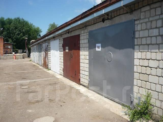 Гаражи. пер Грузинский, р-н 38 школа, 28 кв.м., электричество, подвал. Вид снаружи
