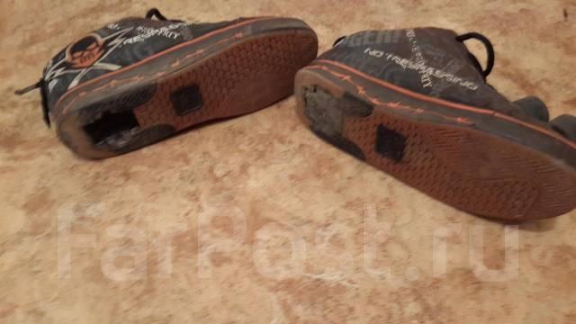 90410cfe Шузы хилис (heelys) на колесиках - Обувь во Владивостоке