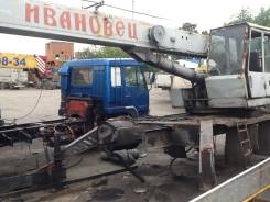 МАЗ Ивановец. Продам крановую установку Ивановец 14т. с ПТС, 14 000 кг., 14 м.