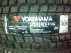 Yokohama Geolandar I/T G072. Зимние, 2009 год, без износа, 4 шт