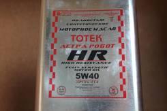 Totek. Вязкость 5W-40, синтетическое
