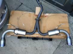Глушитель. Mazda RX-8, SE3P Двигатель 13BMSP