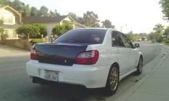 Крышка багажника. Subaru Impreza WRX STI. Под заказ