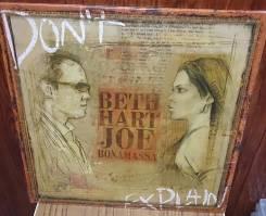 Beth Hart & Joe Bonamassa: Don't Explain (Vinyl / Фирм. ). Под заказ