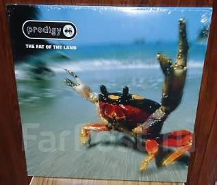 The Prodigy: The Fat of the Land (2 Vinyl /фирм. )