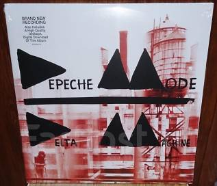 Depeche Mode: Delta Machine (2 Vinyl LP /фирм. )