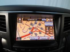 Русификация Lexus - Toyota. Обновление карт навигации на HDD/DVD