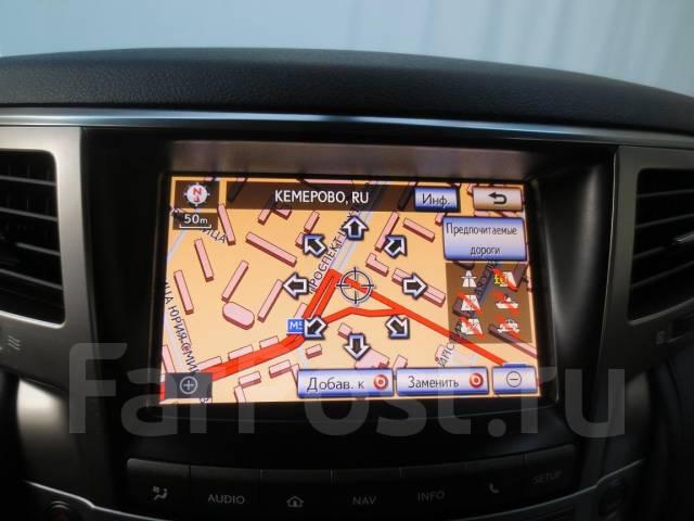 nissan qashqai обновление карта навигатора
