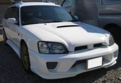 Порог пластиковый. Subaru Legacy, BHC, BH9, BH5, BHE