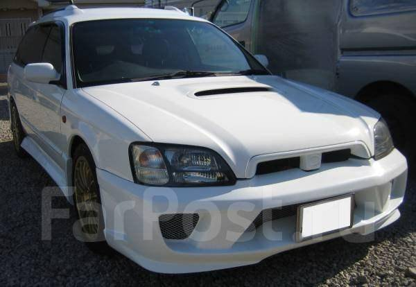 Бампер. Subaru Legacy, BHC, BH9, BH5, BHE