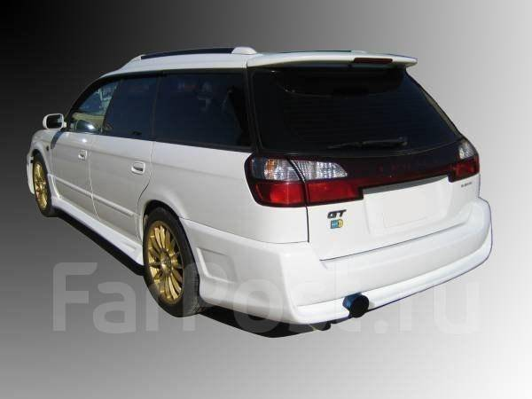 Порог пластиковый. Subaru Legacy, BHC, BHCB5AE, BH9, BH5, BHE