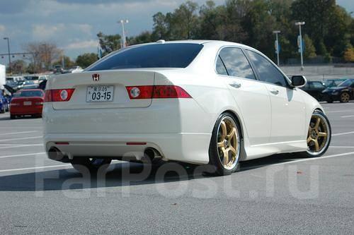 Губа. Honda Accord Acura TSX
