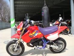 Kawasaki KSR50. 49 куб. см., исправен, без птс, без пробега