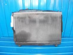 Радиатор охлаждения двигателя. Toyota Estima, MCR30 Двигатель 1MZFE