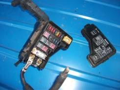 Блок предохранителей. Nissan Sunny, QB15 Двигатель QG18DD