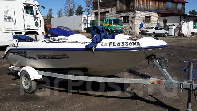 лодка с прицепом 99000