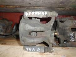 Суппорт тормозной. Toyota Crown, 151