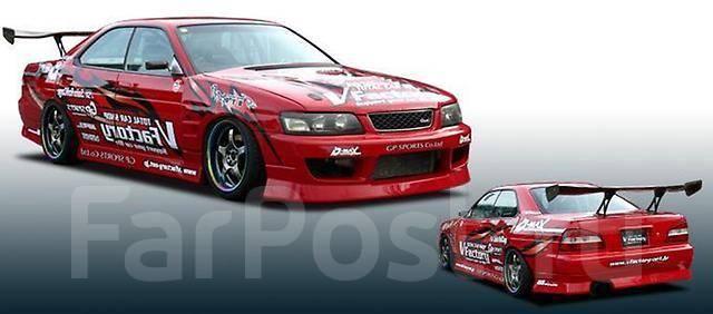 Накладка на крыло. Nissan Skyline Nissan Silvia, S13 Nissan Laurel, C32 Nissan Cefiro, A31 Mazda RX-7, FD3S Mazda RX-8 Toyota: Soarer, Mark II, Altezz...