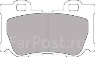 Колодка тормозная. Infiniti FX50 Infiniti G37 Nissan 370Z