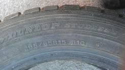 Dunlop Graspic DS1. Зимние, без шипов, износ: 20%, 2 шт