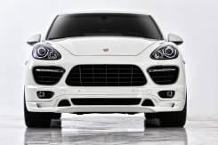Губа. Porsche Cayenne