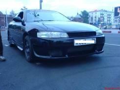 Обвес кузова аэродинамический. Toyota Corolla Levin Toyota Sprinter Trueno