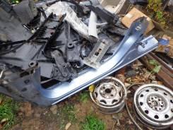 Порог кузовной. Honda Fit, GD1 Двигатель L13A