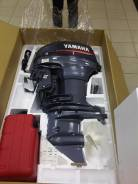 Yamaha. 40,00л.с., 2х тактный, бензин, Год: 2015 год