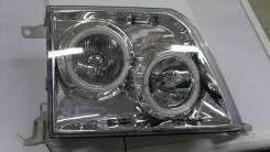 Фара TY868-Boohw Toyota Land Cruiser Prado 1996-2002