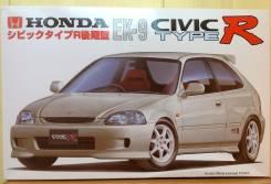 Сборная модель Honda Civic Ek-9 TYPE R. +Подарок!. Honda Civic, EK9