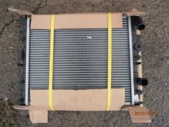 Радиатор охлаждения двигателя. Renault: Scenic, Symbol, Logan, Megane, Kangoo, Clio Двигатели: K4M, K4J, K7M, E7J, K7J, D4F, D7F, K9K, D7D, D4D, F9Q