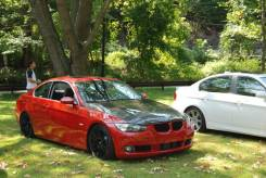 Капот. BMW 3-Series, E92