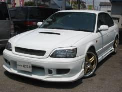 Бампер. Subaru Legacy B4, BE9, BE5, BEE Subaru Legacy, BH5, BHE, BE5, BEE, BH9, BE9