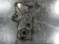 Крышка двигателя. Hyundai Solaris