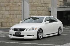 Обвес кузова аэродинамический. Lexus GS350, GRS191, GRS196, UZS190 Lexus GS430, UZS190, GRS196, UZS161, GRS191 Lexus GS450h