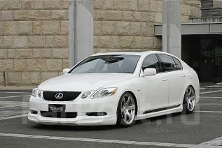 Обвес кузова аэродинамический. Lexus GS430, GRS191, UZS190, UZS160, GRS195, GRS196, UZS161, GRS190 Lexus GS450h Lexus GS350, GRS195, GRS196, GRS190, G...
