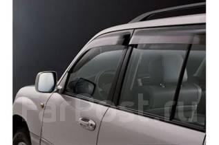 Ветровик на дверь. Toyota Land Cruiser, HZJ71V, HZJ71, HZJ76V, HDJ100L, HDJ101K, UZJ100W, UZJ100L, HZJ74V, HZJ105, HZJ74K, HZJ76, HZJ76L, HZJ74, HZJ76...