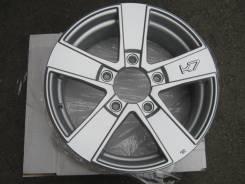 Штампованные диски. 6.0x16, 5x139.00, 5x139.70, ET40, ЦО 98,0мм.